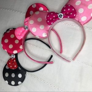 Set of Minnie Mouse Ears